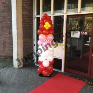Ballonnenpilaar Sinterklaas