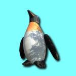 Pinguïn opblaasbaar