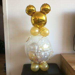 mickey cadeau ballon