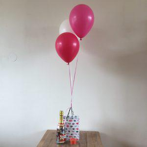 ballonnen gift bag moederdag