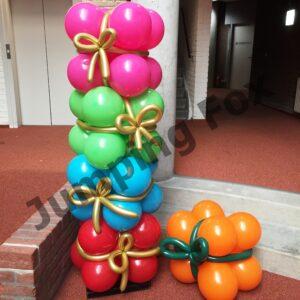 Ballonnenpilaar cadeaus