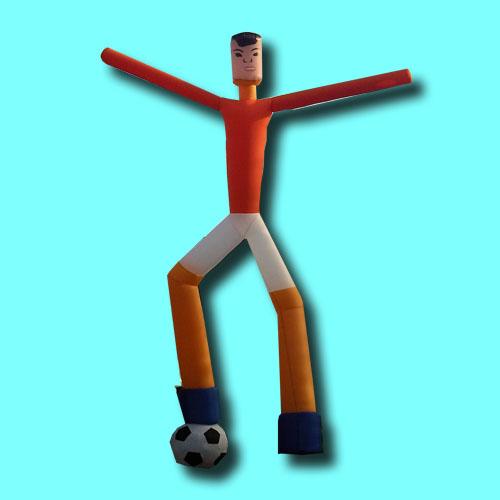 skydancer voetbal 2 benen