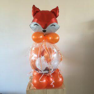 Ballonnen cadeau Vos